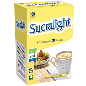Sucralight Bastoncitos 100