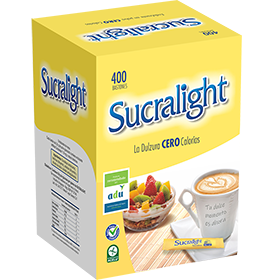 Sucralight Bastoncitos 400