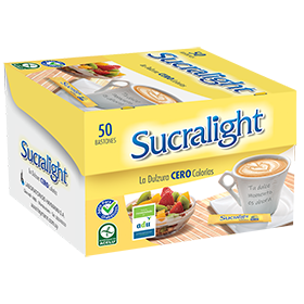 Sucralight Bastoncitos 50