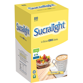 Sucralight Bastoncitos 800